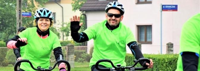 Ponad 130 osób na trasie Gminnego Rajdu Rowerowego z Mszany do Ruptawy - Serwis informacyjny z Wodzisławia Śląskiego - naszwodzislaw.com
