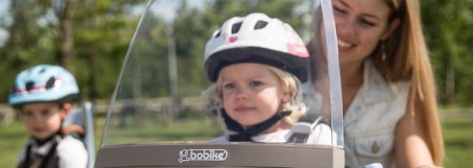Przyczepka rowerowa dla dzieci. Czym kierować się przy wyborze? - Serwis informacyjny z Wodzisławia Śląskiego - naszwodzislaw.com