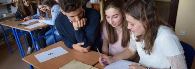 Dzień Patrona Szkoły w I LO - Serwis informacyjny z Wodzisławia Śląskiego - naszwodzislaw.com