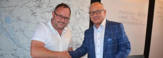 Umowa na II etap przebudowy ul. Kopernika podpisana - Serwis informacyjny z Wodzisławia Śląskiego - naszwodzislaw.com