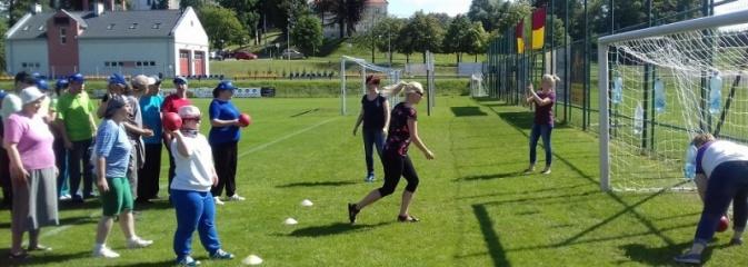 III Olimpiada dla Osób Niepełnosprawnych w Połomi - Serwis informacyjny z Wodzisławia Śląskiego - naszwodzislaw.com