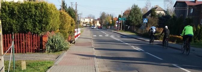 Wystartowała przebudowa ulicy 1 Maja w Gołkowicach - Serwis informacyjny z Wodzisławia Śląskiego - naszwodzislaw.com