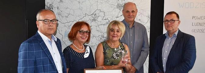 Starostwo laureatem nagrody Fundacji Rozwoju Demokracji Lokalnej  - Serwis informacyjny z Wodzisławia Śląskiego - naszwodzislaw.com