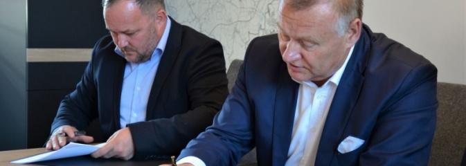 Umowa na przebudowę ul. Gorzyckiej podpisana - Serwis informacyjny z Wodzisławia Śląskiego - naszwodzislaw.com