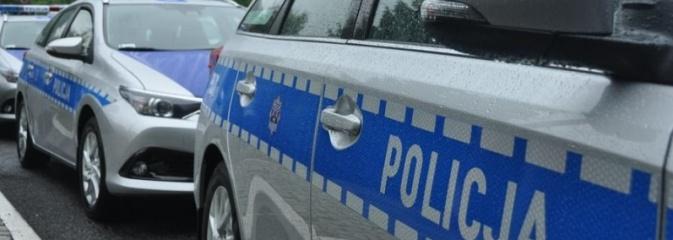 Wodzisławska policja otrzymała dwie toyoty z napędem hybrydowym - Serwis informacyjny z Wodzisławia Śląskiego - naszwodzislaw.com