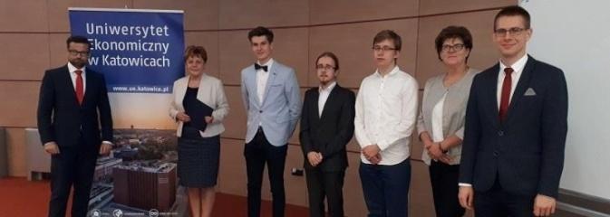 Umowa Jedynki z Uniwersytetem Ekonomicznym - Serwis informacyjny z Wodzisławia Śląskiego - naszwodzislaw.com