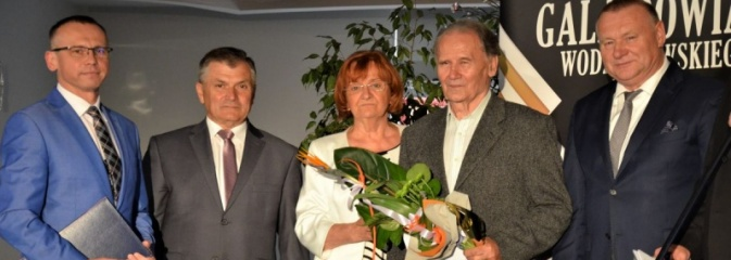 Poznaliśmy laureatów nagród powiatu w dziedzinie kultury i sportu. ZDJĘCIA - Serwis informacyjny z Wodzisławia Śląskiego - naszwodzislaw.com