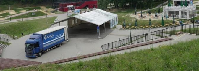 Wodzisław ma swoją strefę kibica! Znajduje się w Rodzinnym Parku Rozrywki  - Serwis informacyjny z Wodzisławia Śląskiego - naszwodzislaw.com