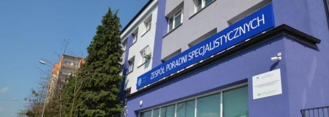 Termomodernizacja zakończona. Budynek Zespołu Poradni Specjalistycznych jak nowy  - Serwis informacyjny z Wodzisławia Śląskiego - naszwodzislaw.com