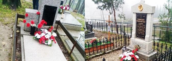 Kolejne środki na renowacje grobów powstańczych w Mszanie i Połomi - Serwis informacyjny z Wodzisławia Śląskiego - naszwodzislaw.com