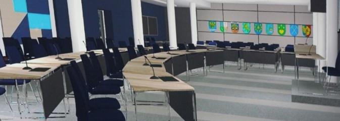 Powiatowe Centrum Konferencyjne zmieni oblicze  - Serwis informacyjny z Wodzisławia Śląskiego - naszwodzislaw.com