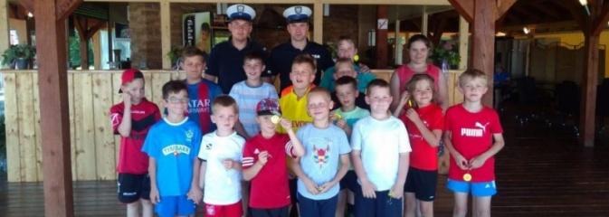 Jak dbać o swoje bezpieczeństwo podczas wakacji? Policjanci wyjaśnili to najmłodszym - Serwis informacyjny z Wodzisławia Śląskiego - naszwodzislaw.com