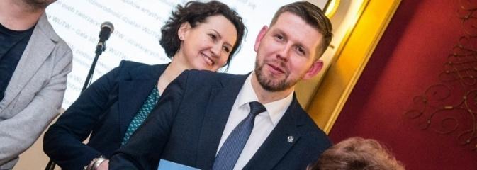 Prezydent Mieczysław Kieca nagrodzony przez... Polski Związek Biathlonu - Serwis informacyjny z Wodzisławia Śląskiego - naszwodzislaw.com
