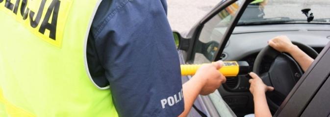 Drogówka zatrzymała pięciu pijanych kierowców. Ile wydmuchał rekordzista?  - Serwis informacyjny z Wodzisławia Śląskiego - naszwodzislaw.com