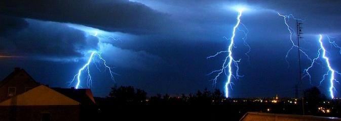 Ostrzeżenie meteorologiczne. Możliwe intensywne opady deszczu z burzami - Serwis informacyjny z Wodzisławia Śląskiego - naszwodzislaw.com