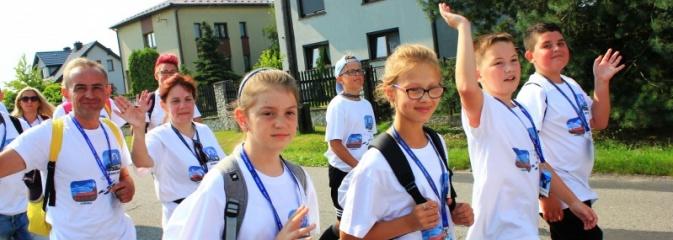 228 pielgrzymów wyruszyło dziś w drogę z Lubomi na Jasną Górę - Serwis informacyjny z Wodzisławia Śląskiego - naszwodzislaw.com