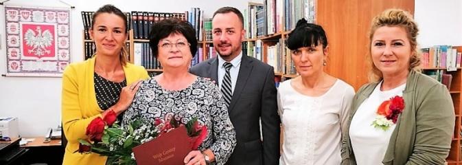 Zmiany kadrowe w Gminnej Bibliotece w Mszanie - Serwis informacyjny z Wodzisławia Śląskiego - naszwodzislaw.com