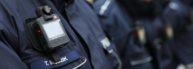 Pilotaż się sprawdził. Policjanci dostaną osobiste kamery  - Serwis informacyjny z Wodzisławia Śląskiego - naszwodzislaw.com