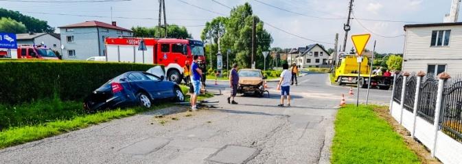 Wymusił pierwszeństwo. Zatrzymano mu prawo jazdy  - Serwis informacyjny z Wodzisławia Śląskiego - naszwodzislaw.com