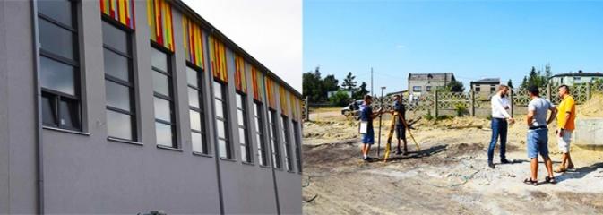 Trwa przebudowa hali w Rydułtowach. Koszt inwestycji przekracza 4 miliony złotych - Serwis informacyjny z Wodzisławia Śląskiego - naszwodzislaw.com