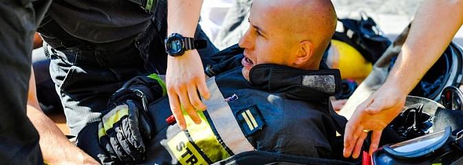 Firefighter Combat Challenge - nasi strażacy startują w morderczych zawodach - Serwis informacyjny z Wodzisławia Śląskiego - naszwodzislaw.com