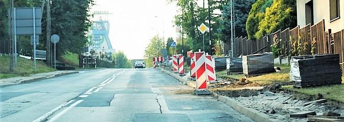 Rozpoczęto prace remontowe na ulicy Korfantego w Radlinie - Serwis informacyjny z Wodzisławia Śląskiego - naszwodzislaw.com