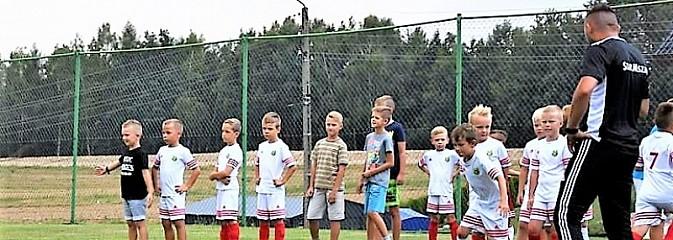 Piłkarskie Miasteczko w Mszanie cieszyło się dużym zainteresowaniem - Serwis informacyjny z Wodzisławia Śląskiego - naszwodzislaw.com