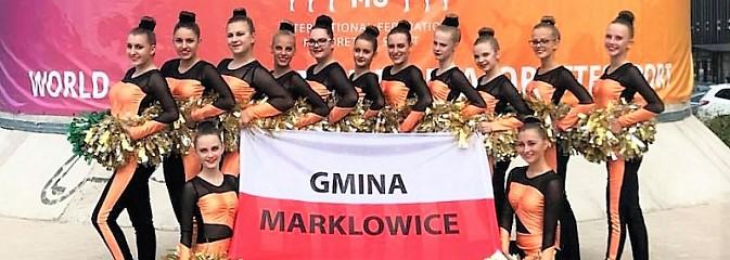Aplauz Marklowice drugim wicemistrzem świata mażoretek! - Serwis informacyjny z Wodzisławia Śląskiego - naszwodzislaw.com