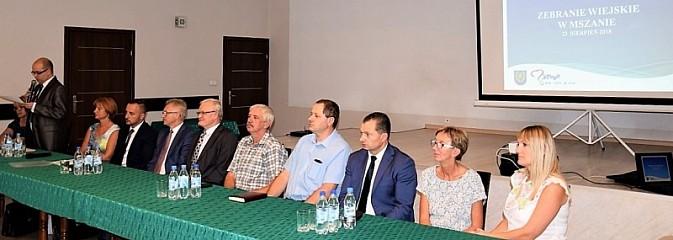 Zebrania Wiejskie zdecydowały o podziale środków z funduszu sołeckiego na 2019 rok - Serwis informacyjny z Wodzisławia Śląskiego - naszwodzislaw.com