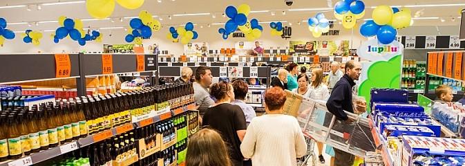 Radlin ma Lidla. Tłumy na otwarciu sklepu - Serwis informacyjny z Wodzisławia Śląskiego - naszwodzislaw.com