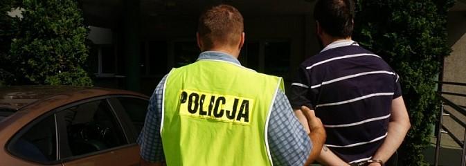 Z bronią i środkami odurzającymi uciekał przez powiat wodzisławski do Czech - Serwis informacyjny z Wodzisławia Śląskiego - naszwodzislaw.com
