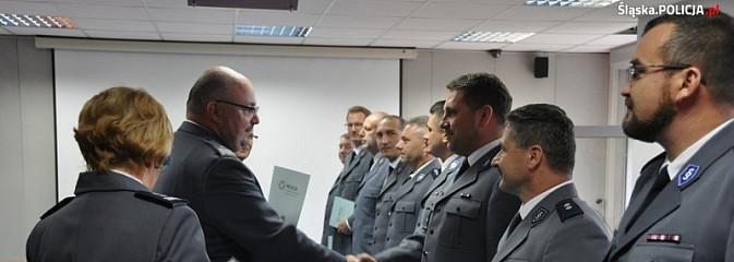 Rozkaz personalny w wodzisławskiej policji - Serwis informacyjny z Wodzisławia Śląskiego - naszwodzislaw.com