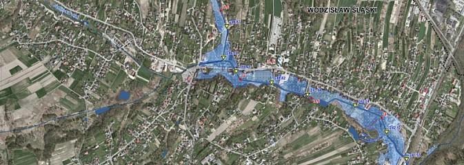 Miasto sprzedało teren szczególnie zagrożony powodzią? Ma tu powstać centrum handlowe - Serwis informacyjny z Wodzisławia Śląskiego - naszwodzislaw.com