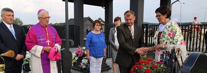 Kościół i wieś Nieboczowy zostały poświęcone - Serwis informacyjny z Wodzisławia Śląskiego - naszwodzislaw.com