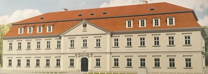 Remont Pałacu Dietrichsteinów. Plac budowy przekazany wykonawcy - Serwis informacyjny z Wodzisławia Śląskiego - naszwodzislaw.com