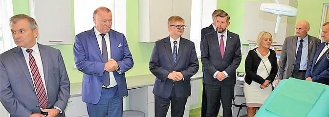 Trzy zmodernizowane poradnie czekają na pacjentów - Serwis informacyjny z Wodzisławia Śląskiego - naszwodzislaw.com