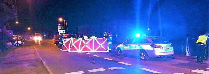 Śmiertelne potrącenie w Rydułtowach. Pieszy zginął na miejscu - Serwis informacyjny z Wodzisławia Śląskiego - naszwodzislaw.com