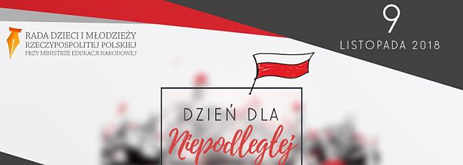 Bijemy Rekord dla Niepodległej - Rada Dzieci i Młodzieży RP przy MEN  - Serwis informacyjny z Wodzisławia Śląskiego - naszwodzislaw.com