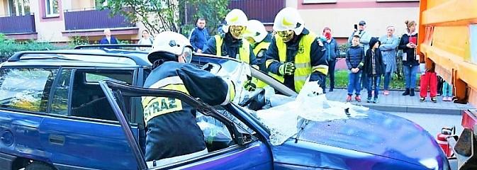 Ćwiczenia dowódczo-sztabowe o kryptonimie Wypadek w Rydułtowach - Serwis informacyjny z Wodzisławia Śląskiego - naszwodzislaw.com