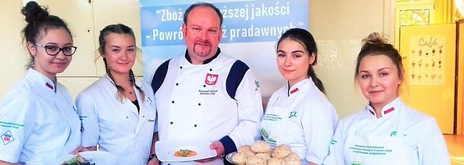 Uczniowie wodzisławskiego ZSE najlepsi w półfinałach konkursu dla szkół o profilu spożywczym - Serwis informacyjny z Wodzisławia Śląskiego - naszwodzislaw.com