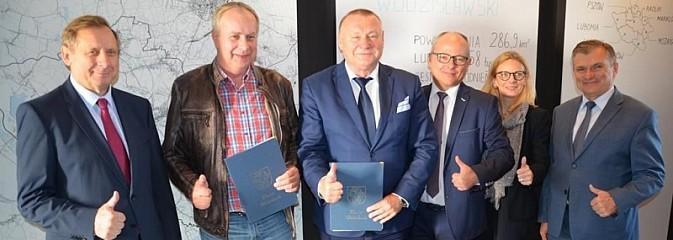 Teren wokół przychodni specjalistycznej w Wodzisławiu Śl. zostanie zagospodarowany - Serwis informacyjny z Wodzisławia Śląskiego - naszwodzislaw.com