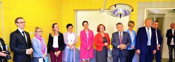 Rydułtowski szpital ma nową pracownie endoskopii - Serwis informacyjny z Wodzisławia Śląskiego - naszwodzislaw.com