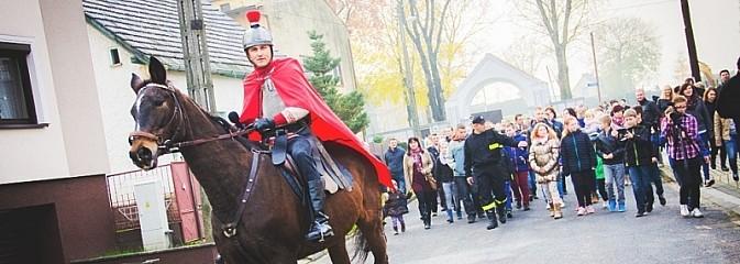 Obchody 100-lecia odzyskania Niepodległości oraz Święty Marcin na Stawach w Bełsznicy - Serwis informacyjny z Wodzisławia Śląskiego - naszwodzislaw.com