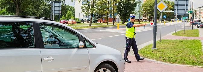 Czy wiesz jak zachować się, gdy ruchem kieruje policjant? - Serwis informacyjny z Wodzisławia Śląskiego - naszwodzislaw.com