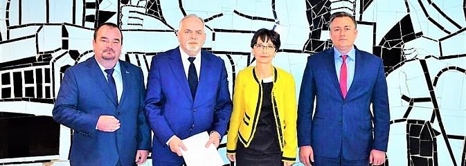 Stypendia dla uczniów klas górniczych - Serwis informacyjny z Wodzisławia Śląskiego - naszwodzislaw.com