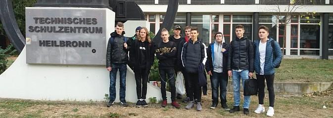 Wizyta uczniów ZST w partnerskiej Wilhelm-Maybach-Schule w Heilbronn - Serwis informacyjny z Wodzisławia Śląskiego - naszwodzislaw.com