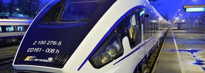 Zmiany w rozkładzie jazdy PKP Intercity. Z Raciborza bezpośrednio do Berlina - Serwis informacyjny z Wodzisławia Śląskiego - naszwodzislaw.com
