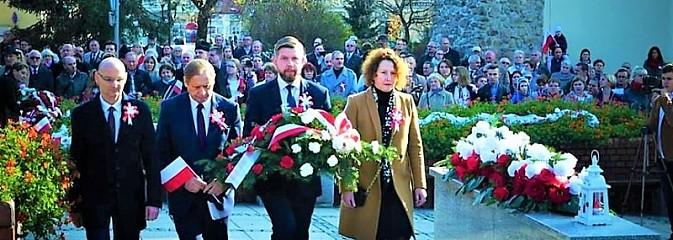 Obchody Narodowego Święta Niepodległości za nami - Serwis informacyjny z Wodzisławia Śląskiego - naszwodzislaw.com