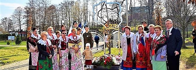 Obchody odzyskania Niepodległości w gminie Mszana - Serwis informacyjny z Wodzisławia Śląskiego - naszwodzislaw.com