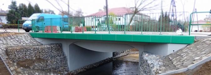 Przebudowa mostu w ciągu ulicy Raciborskiej w Syryni zakończona. Łatwiej do A1  - Serwis informacyjny z Wodzisławia Śląskiego - naszwodzislaw.com